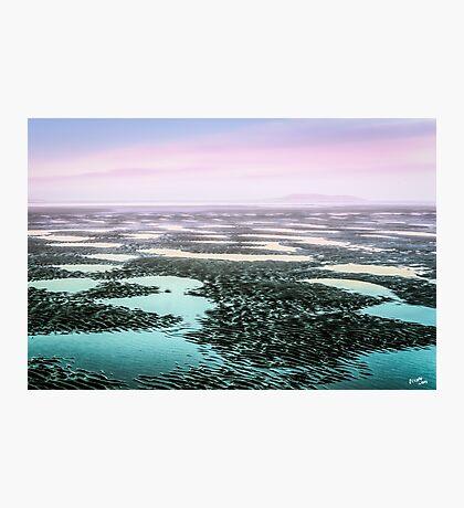 Low Tides Photographic Print