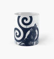 Triskele and Wolf Mug