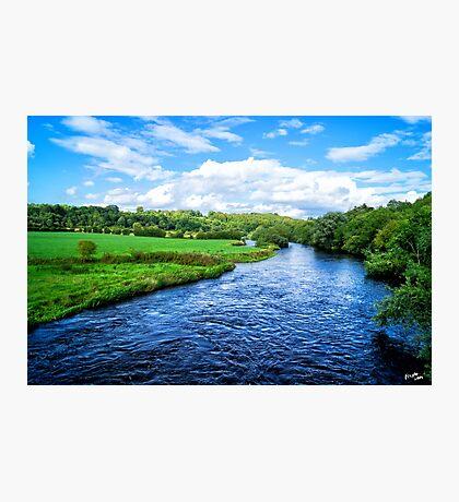 River Boyne Photographic Print