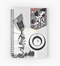 Up, Up and Away Spiral Notebook