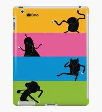 Adventure Time Bmo's Campaign (Apple iPod Parody). iPad Case/Skin