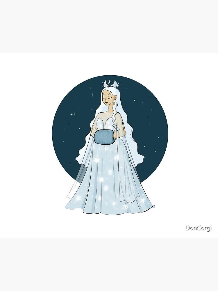 Moon Queen  by DonCorgi