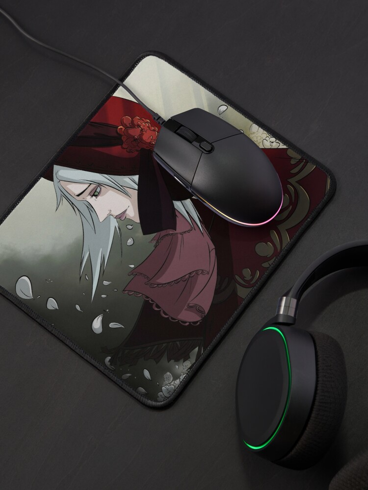 Alternate view of Farewell Good Hunter - Bloodborne Mouse Pad