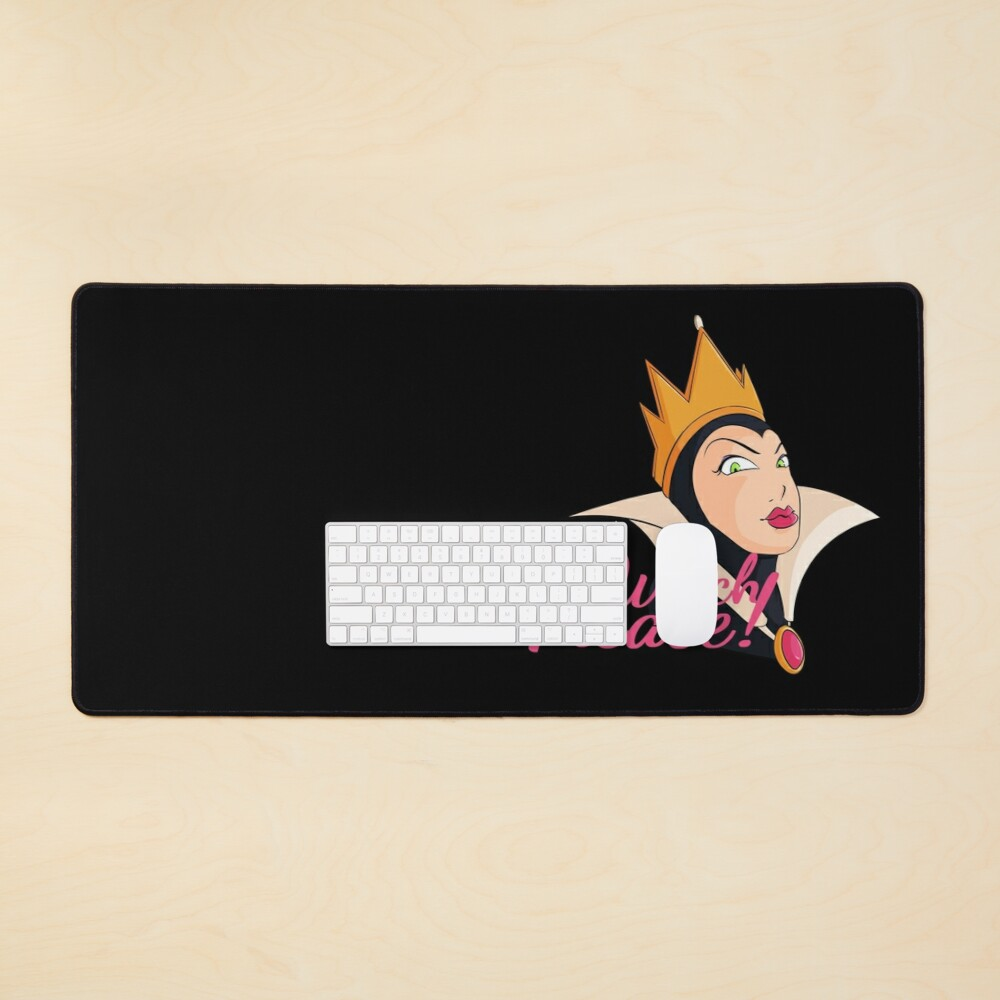 Witch Please! Snow Queen Mouse Pad