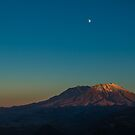 Goodnight Mount St. Helens by Shari Galiardi