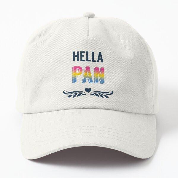 Hella Pan Pride Dad Hat