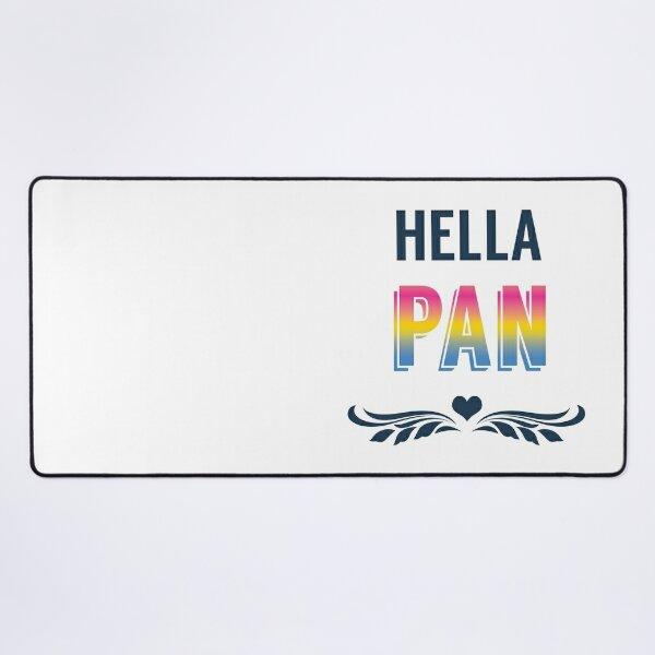 Hella Pan Pride Desk Mat
