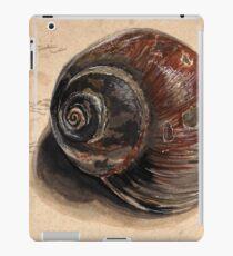 Moon Snail iPad Case/Skin