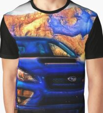 Subaru WRX STI Gravel Graphic T-Shirt