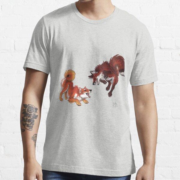 Lookalikes: Shiba & Fox Essential T-Shirt