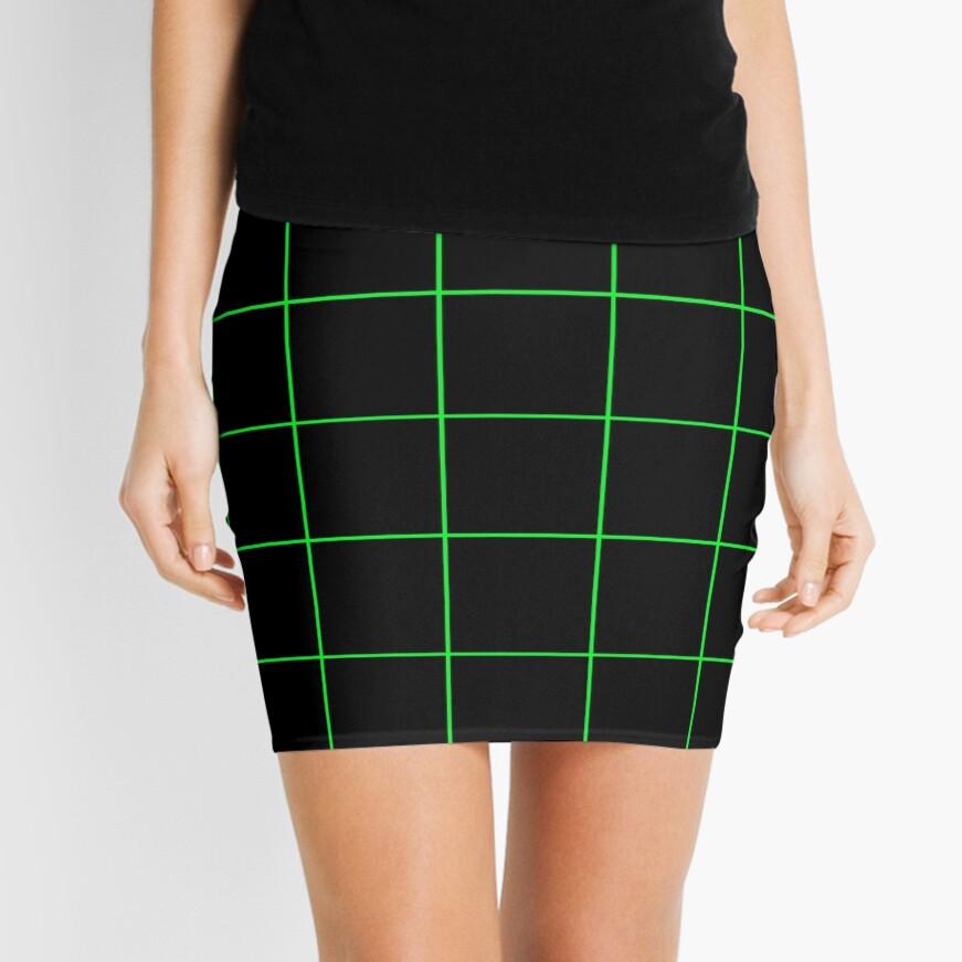 Sam Manson Skirt Mini Skirt