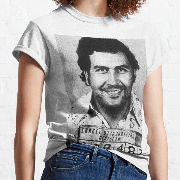 Pablo Escobar Camiseta clásica