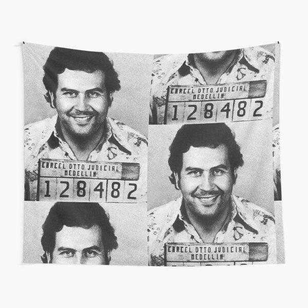 Pablo Escobar Tapestry
