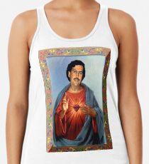 Heiliger Pablo Escobar Tanktop für Frauen