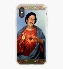 Saint Pablo Escobar iPhone Case