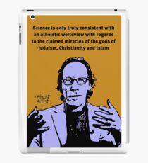 Lawrence Krauss iPad Case/Skin