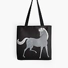 Japanese Horse Tote Bag by Shulie1