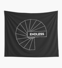 Endless Staircase Wall Tapestry