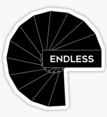Endless Staircase Sticker