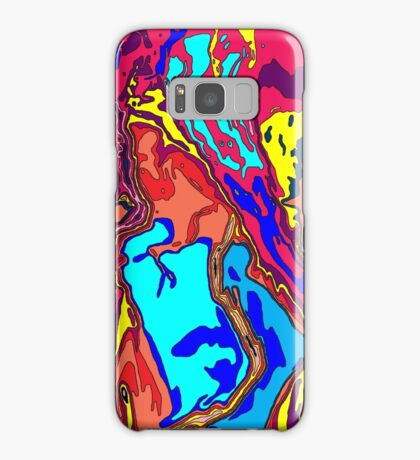 Fire and Water Samsung Galaxy Case/Skin