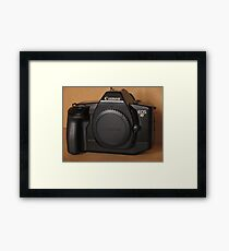 Canon EOS RT Framed Print