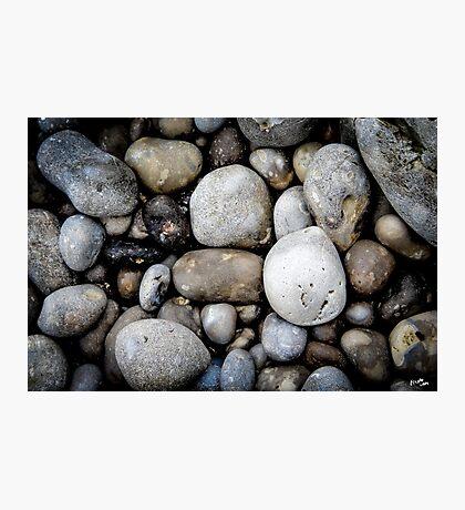 Etretat Rocks Photographic Print