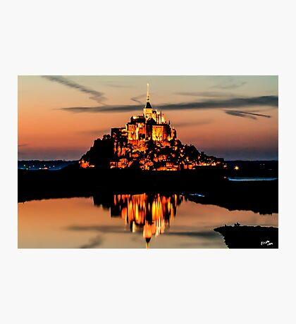 Mont Photographic Print