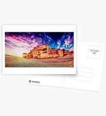 Mont Saint Michel Postcards