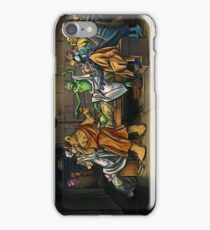 All I Know Is That I Am Green iPhone Case/Skin