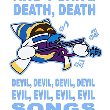 Magolor Plays the Violin by VibrantEchoes