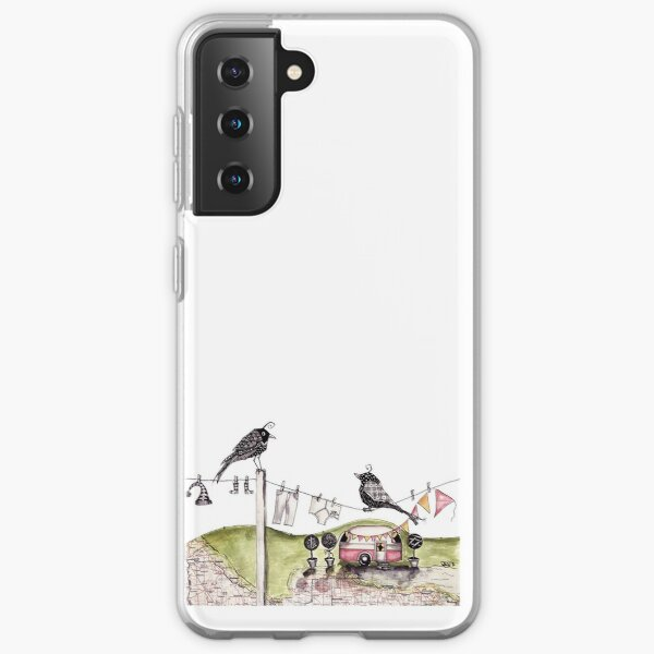 Y front Samsung Galaxy Soft Case