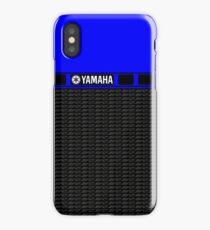 Yamaha 60th R1 Blue iPhone Case