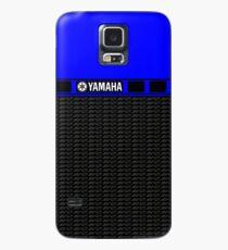 Funda/vinilo para Samsung Galaxy Yamaha 60th R1 Blue