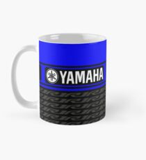 Yamaha 60th R1 Blue Mug