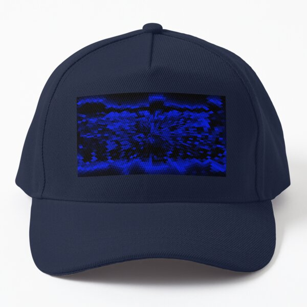 Into the Blue Void Baseball Cap
