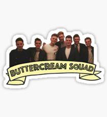 buttercream squad Sticker
