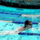 Breast Stroke Swimmer - La Habra CA  by leih2008