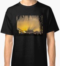 Sun Out Through The Cloud Classic T-Shirt