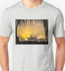 Sun Out Through The Cloud Unisex T-Shirt