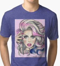 Alyssa Edwards Tri-blend T-Shirt