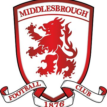 Middlesbrough FC by James57025