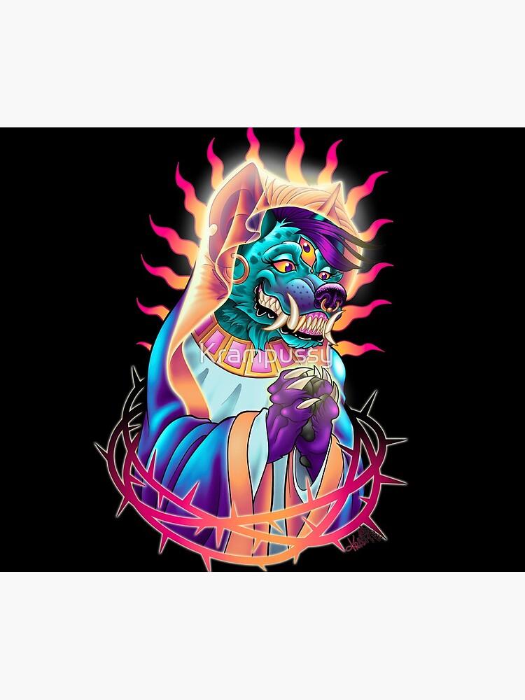 Holy Hyena by Krampussy