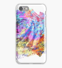 Rose Colorful Brush iPhone Case/Skin