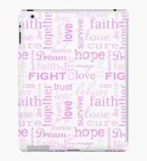 Breast Cancer iPad Case/Skin