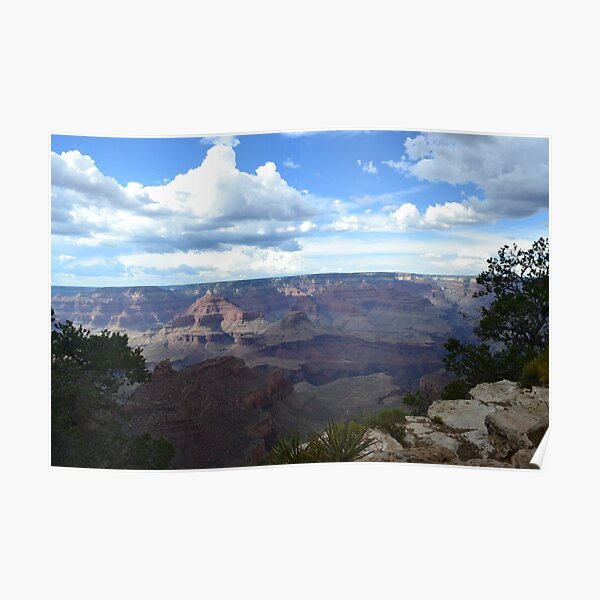 Der Grand Canyon Poster
