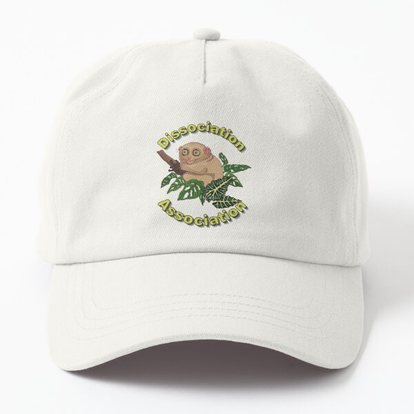 Join the Dissociation Association - tarsius zoning out Dad Hat