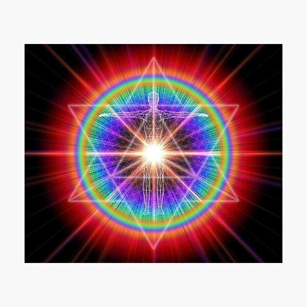 Spiritual Ascension / Spiritual Awakening Photographic Print