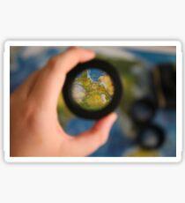 View the World Sticker