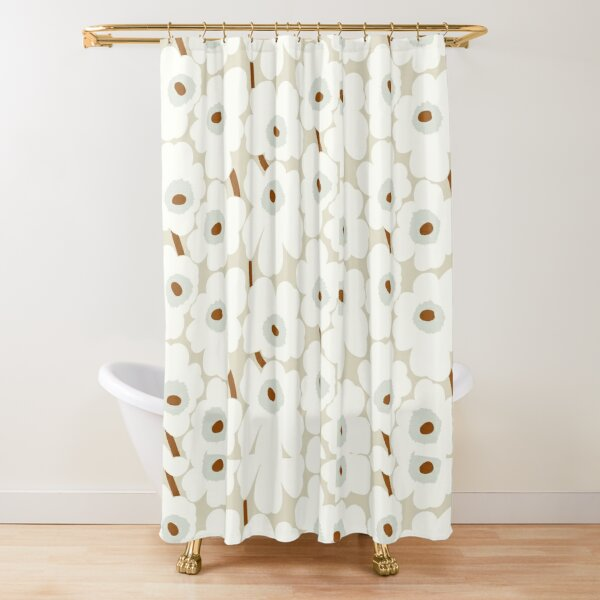 Marimekko-Kunst Duschvorhang