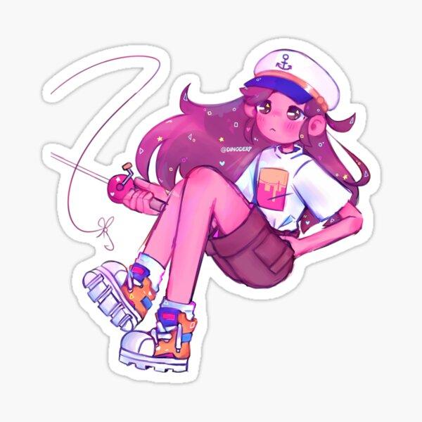 Matrosenmädchen Sticker